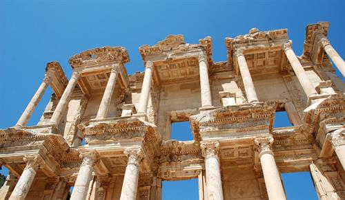 2 PAX-Ephesus Private Tour From Izmir then return to Izmir or leave you in Kusadasi or Selcuk town