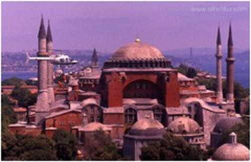 6 Days/5Nights Turkey Packages Tour covering Istanbul,Cappadocia,Pamukkale and Ephesus by flight.