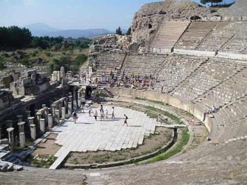 2PAX Ephesus Private Tour From Bodrum then return to Bodrum or leave you in Kusadasi or Izmir
