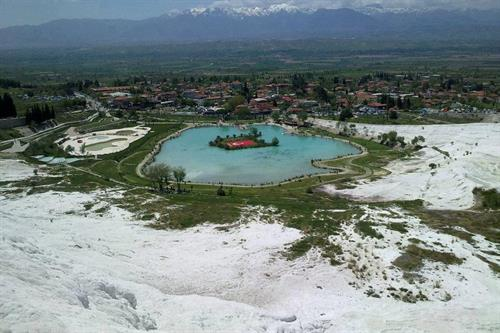 Special Offer for 2 PAX 150$ PP - VIP Pamukkale & Hierapolis Private Tour