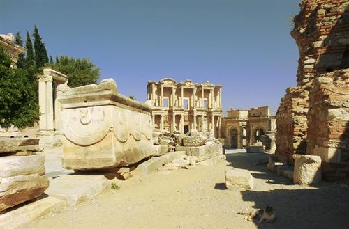 3-4 Pax Ephesus Private Tour From Bodrum then return to Bodrum or leave you in Kusadasi or Izmir