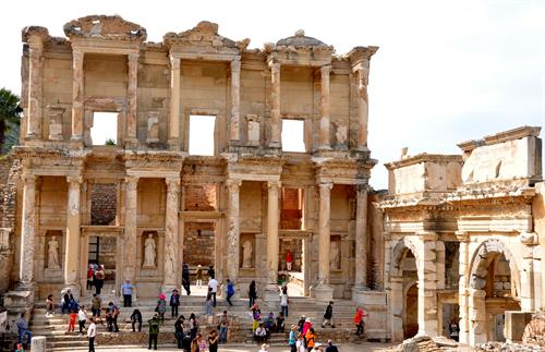 3-4 pax price 90$ pp - VIP Ephesus Private Tour from Kusadasi Port for cruisers
