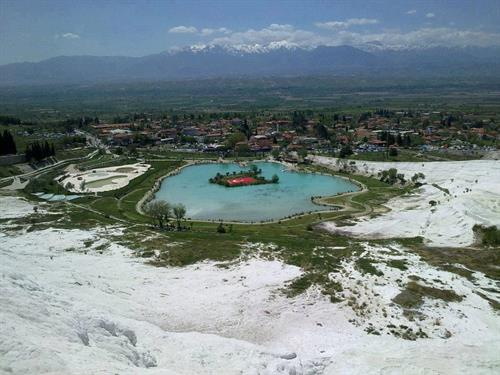 5-6PAX-Mini Packages Private Tour 2 Days/1Night covering Pamukkale and Ephesus by flight.