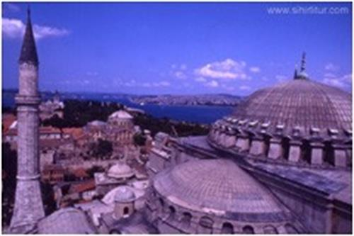 7 Days/6Nights Turkey Packages Tour covering Istanbul,Cappadocia,Pamukkale and Ephesus by flight.